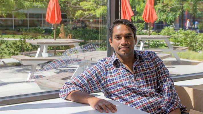 Ravi, Program Manager