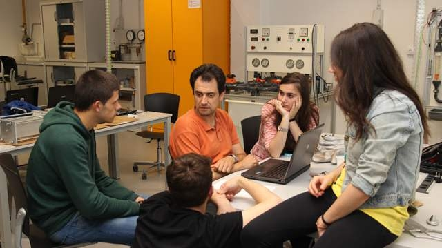 Mondragon University Students Build Practical Engineering Skills Through Project-Based Learning