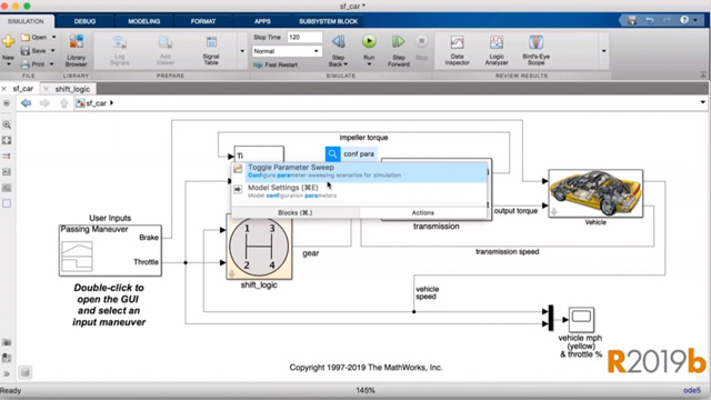 Explore new ways to quickly create and edit models in Simulink. Dennis Wilkinson of the Simulink Design Automation Studio team reviews new capabilities that make building a model both swift and elegant.