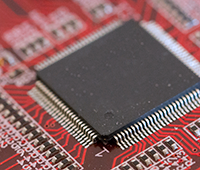 embedded targets integrated circuit