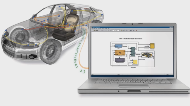 Communicate with in-vehicle networks using CAN, J1939, and XCP protocols with Vehicle Network Toolbox.