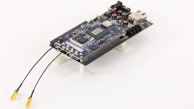 Zynq SDR Support from Communications Toolbox