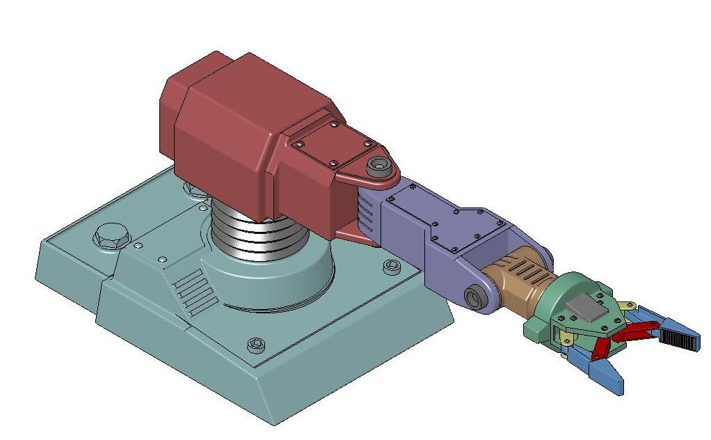 Robot Arm - MATLAB & Simulink