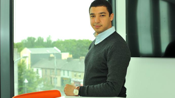 Wissam, Sales Development Representative, Galway