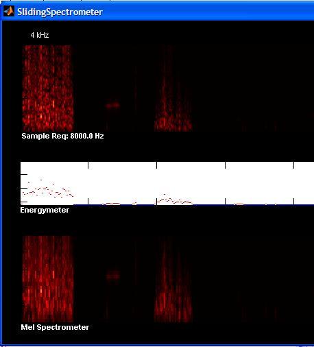sliding spectrometer - file exchange