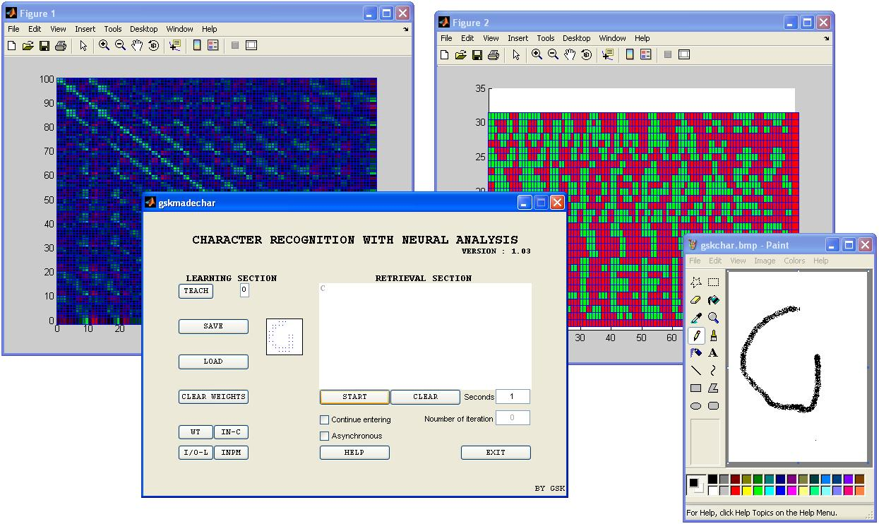thesis character recognition using matlab Recognize text using optical character recognize text using optical character recognition you clicked a link that corresponds to this matlab command.