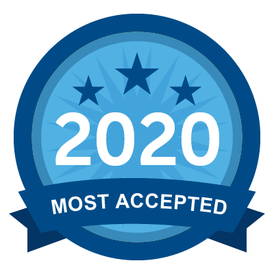 Most Accepted 2020