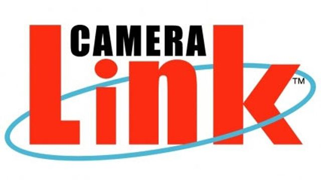 The Camera Link standard supports high bandwidth for fast transfer of imagery through supported frame grabbers.