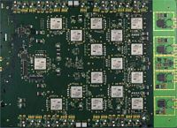 signal processing circuit board