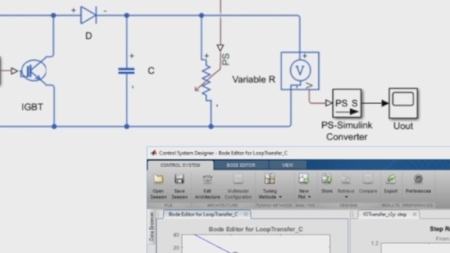 Power electronics are becoming more complex these days, and simulating your digital power controller gives significant advantages. In this episode of Chalk Talk, Amelia Dalton chats with Arkadiy Turevskiy of MathWorks about how to tune digital power electronics controllers with simulation.