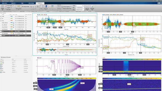 Introduction to Signal Analyzer App