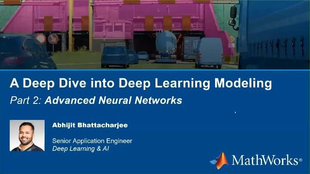 Learn about the extended deep learning framework in MATLAB, which enables you to implement advanced network architectures such as generative adversarial networks (GANs), variational autoencoders (VAEs), or Siamese networks