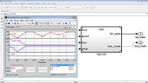 Test your design using Model Coverage in Simulink Verification and Validation and formal methods for test generation in Simulink Design Verifier. Using a model-based testing approach, detect incorrect or over-specified requirements early in softwar