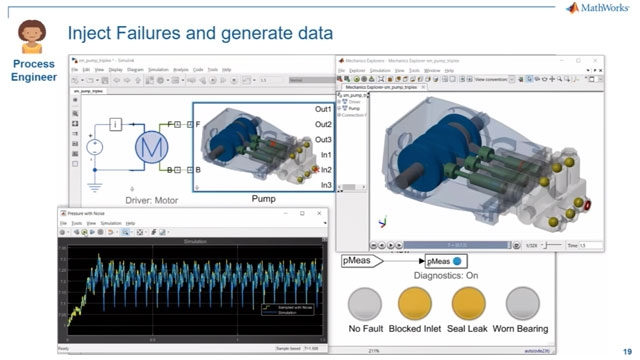This video provides an overview of digital twin concepts for the oil and gas industry with a triplex pump example.