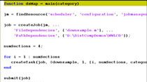 I am frequently asked how to speed up code that was written in MATLAB. We have already covered using the profiler in a video a few weeks ago, so now we turn to throwing more computer power at the problem by using Distributed Computing Toolbox. This v