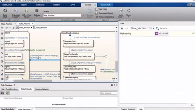 Learn how to generate C code from your battery management system (BMS) model.